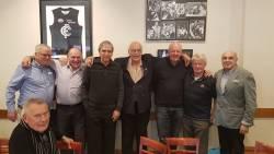 Ron Reed, Bill Bennett, Peter McKenna, Percy Jones, Simon Beasley, Des Tuddenham, John Panteli