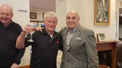 Des Tuddenham & John Panteli